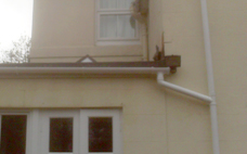 Guttering work by builders based in Hassocks, West Sussex