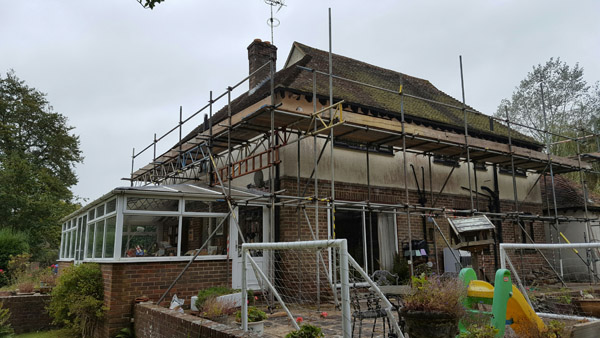 R d jenkins son qualified builders based in hassocks for Burgess builders