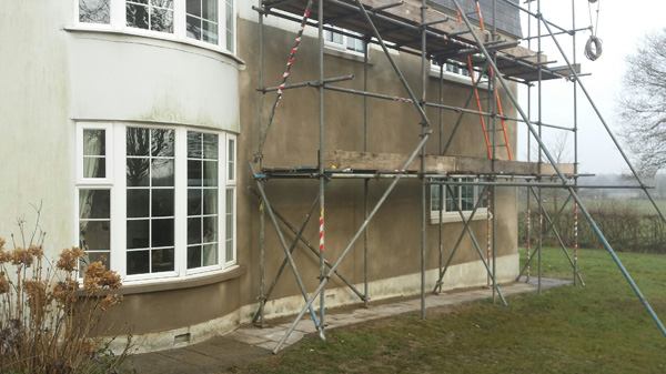 Rendering in Chailey